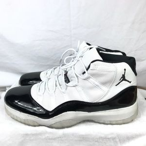 Other - JORDAN RETRO 11 SPACE JAM SNEAKERS 2009 SZ 12